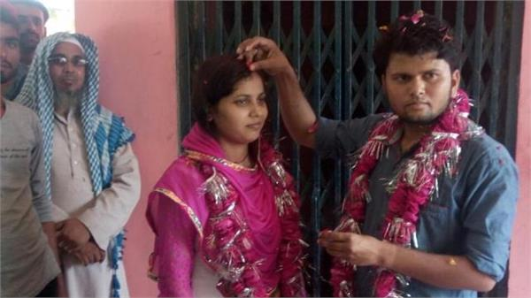 kanpur girl wandered phone police brought kotwali to marriage