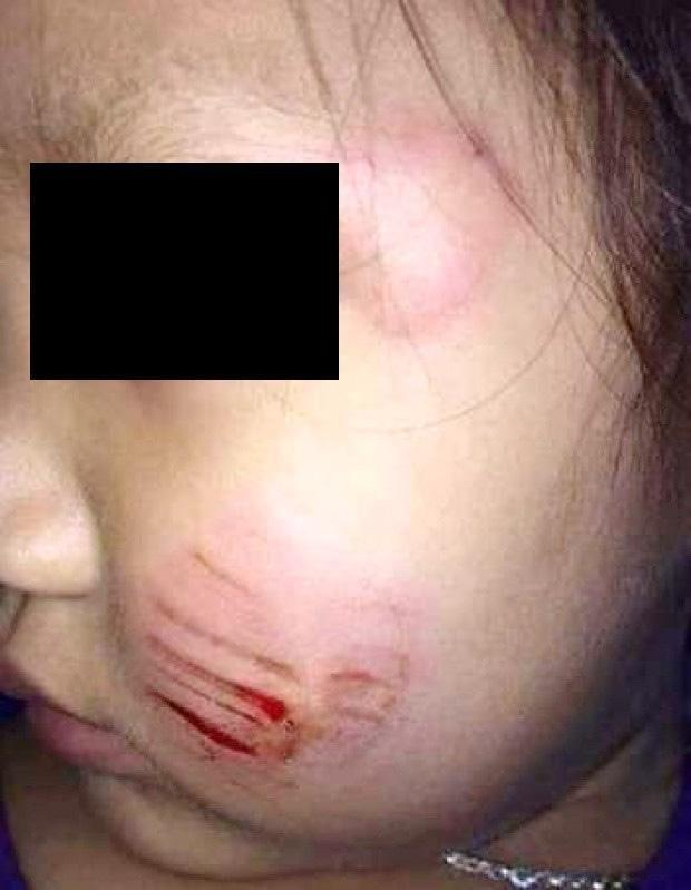 thailand school teacher punishment a child very badly