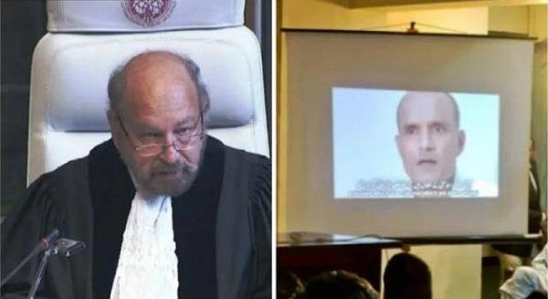 if pakistan defiant on  jadhav  india can go to usc