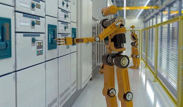flying robot developed in us
