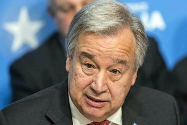 un chief guterres watching india pak situation closely says spokesman