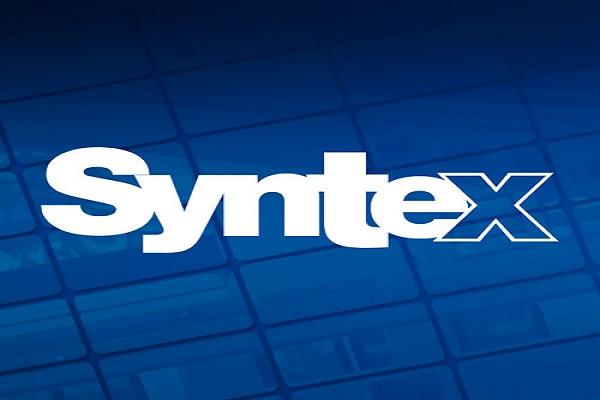 syntex industries surges 16 7
