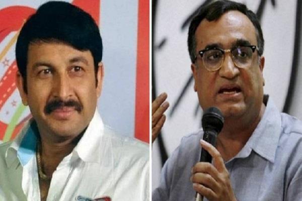 kejriwal blames maken and tiwari after allegations of kapil mishra