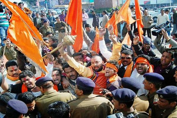 hindu youth violence against religion change