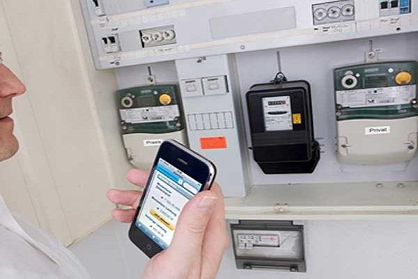 now the mobile will tell the electricity meter readings