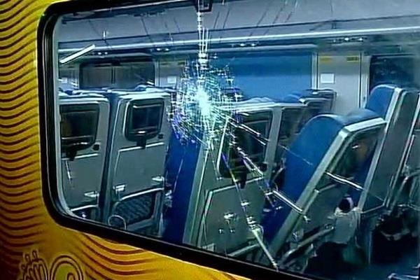 tejas express broke before the start of the journey