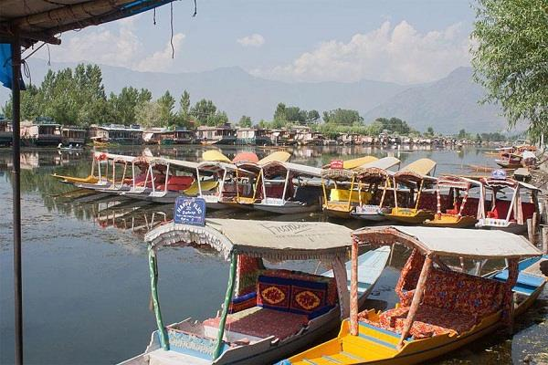 tourism in kashmir now got affected