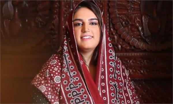 benazir bhutto daughter raised question over imprisonment law on ramzan