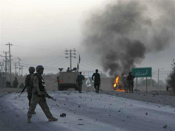 car bomb attack in afghanistan 2 killed