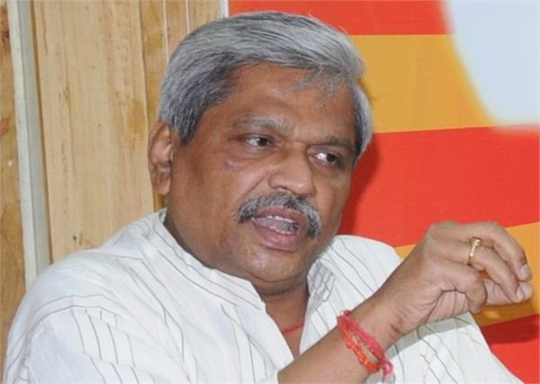 bjp leader prabhat jha health deteriorating