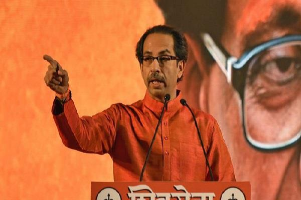 thackeray threat they will leave the government