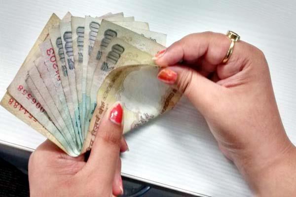 husband alive  woman still taking widow pension