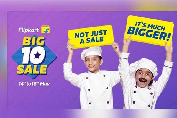 flipkart sold for a month in 5 days