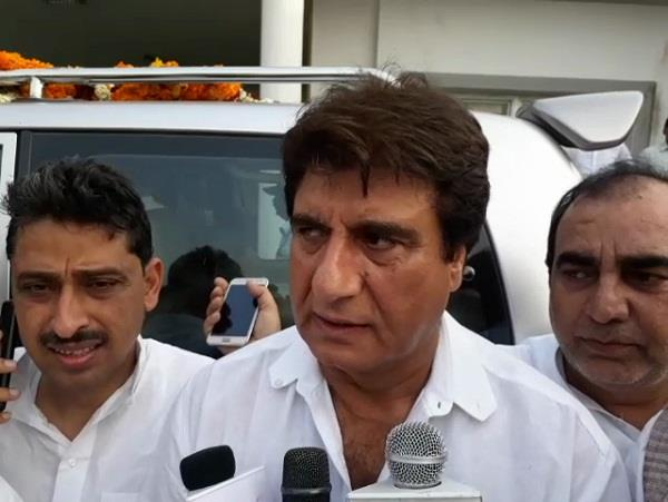 raj babbar yogi government convicted of saharanpur violence victims convicted