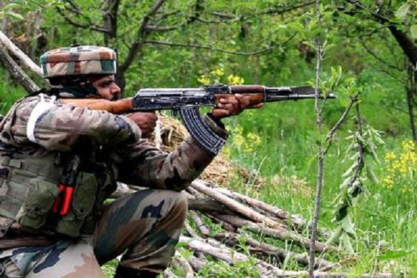 encounter on the line of control  two militant heaps  two young martyrs