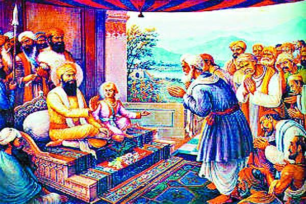 sikh religion has no threat to hindus