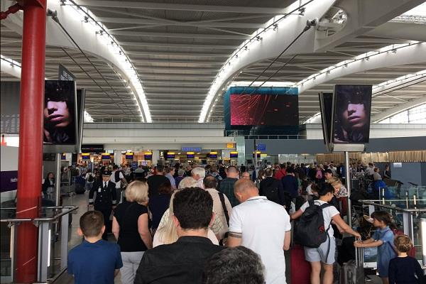 all british airways flights canceled