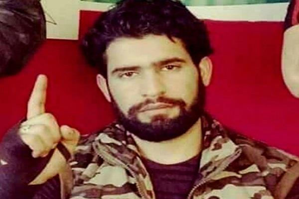 terrorist zakir musa released the new video of code of conduct