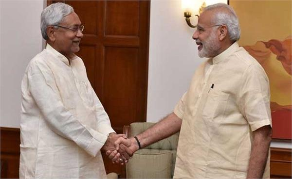 pm modi and nitish kumar