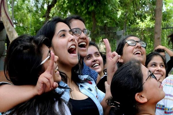 cbse resulted in 94 34 of 10th