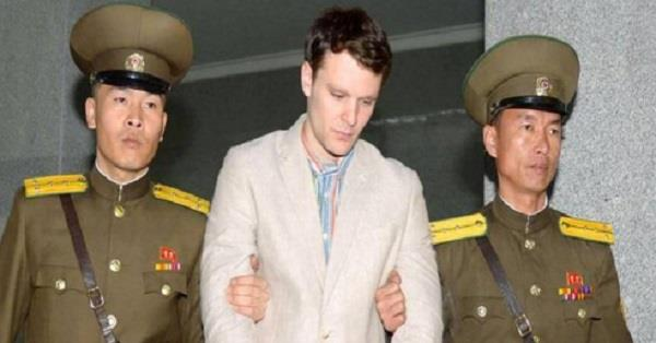 us student freed by north korea died