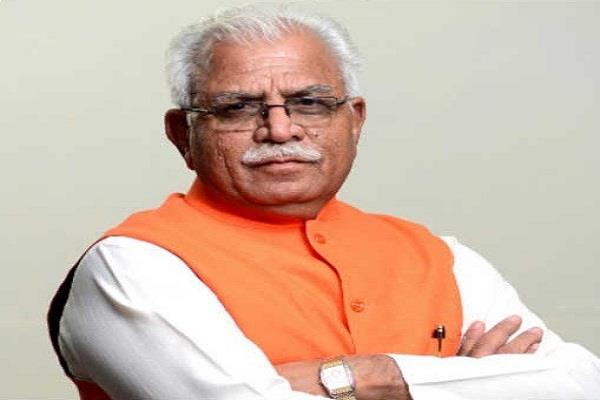 union ministry will award haryana today