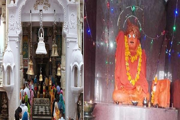 mata bageshwarvi devi bhairav temple