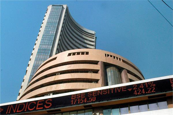 before the gst  the stock market can be seen vigilance