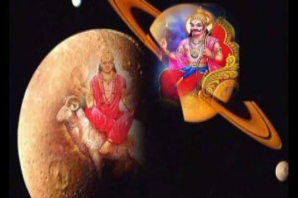 india has to be careful due to mars and saturn