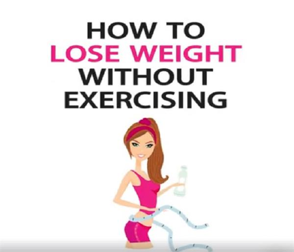 do not exercise without obesity