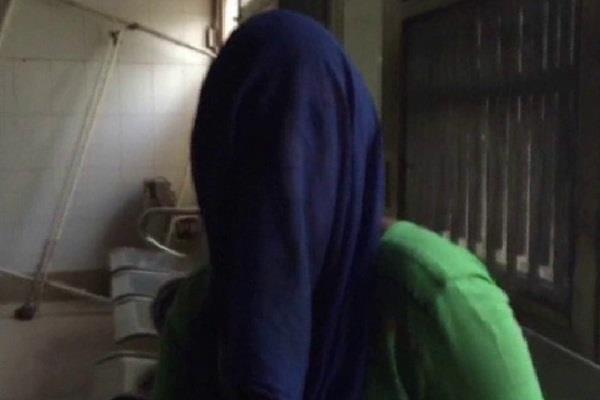 dabang raped a minor protested against father murder