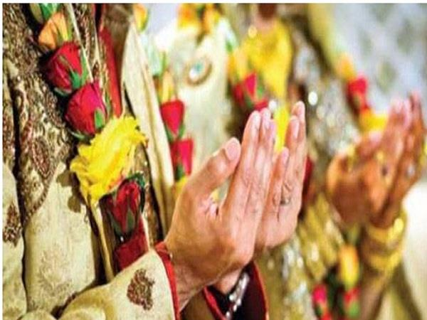 beef eaten after marriage bereaved wedding procession