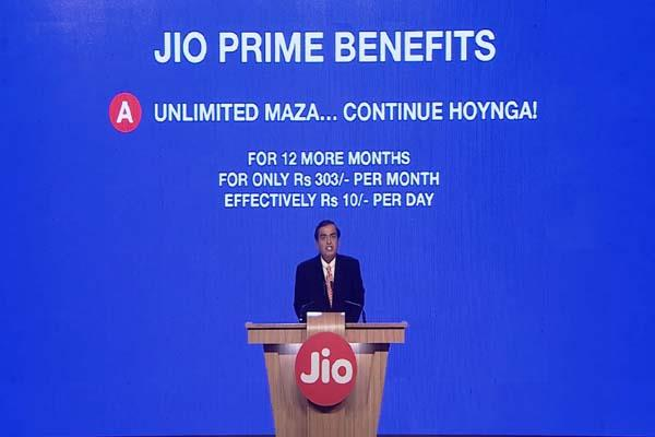 90  jio users opted for prime  most ready to continue  bofaml