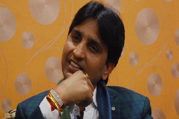 kumar vishwas tweet about kovind