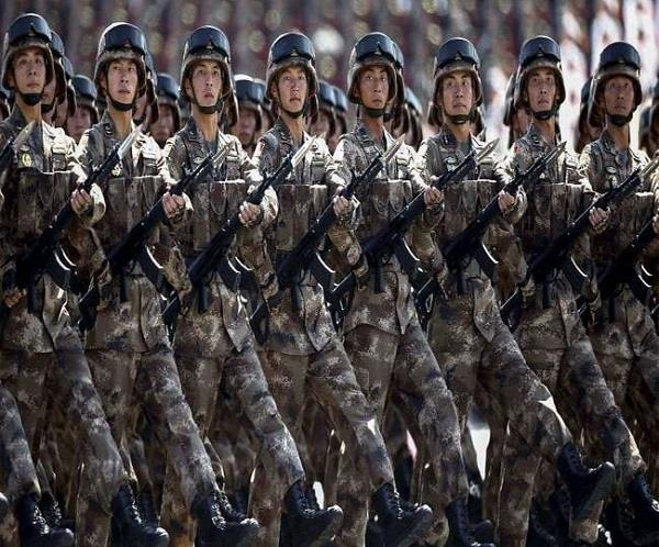 chinese demanding military actions in pakistan