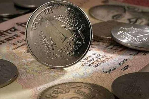 rupee down 7 paise to 64 49 against dollar