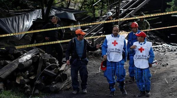 11 died in colombia coal mine explosion