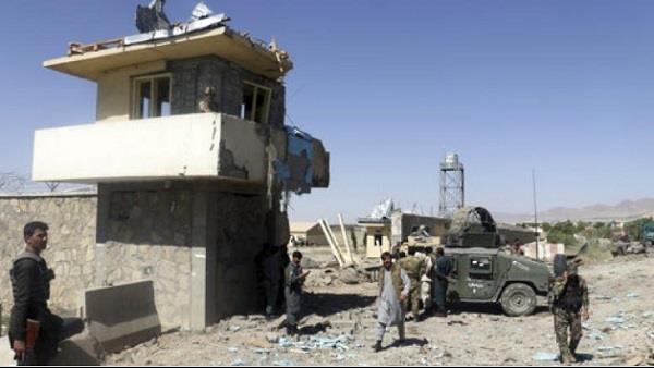5 afghan policemen killed  15 injured in taliban attack