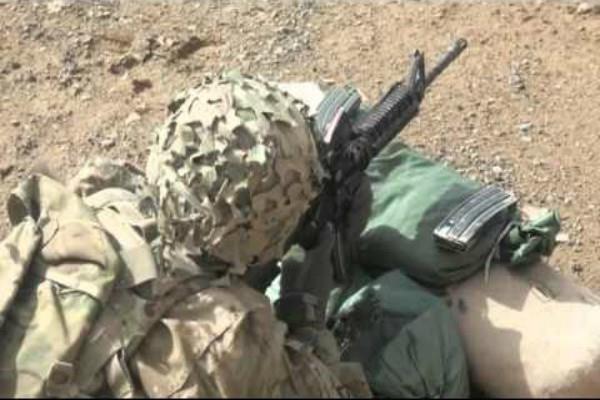 firing in kandahar 6 policemen die