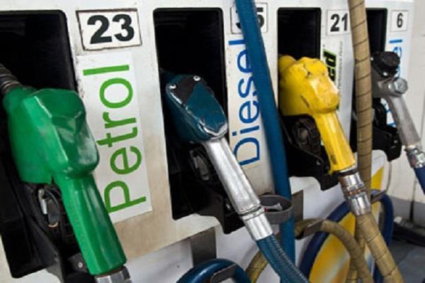 petrol and diesel cheap