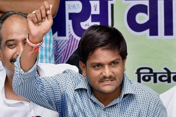 hardik patel will go to mandsaur in madhya pradesh tomorrow