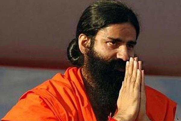 baba ramdev organization has moved thousands of trees