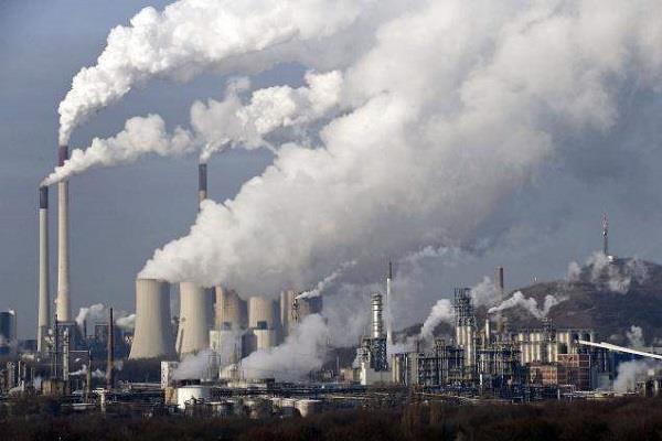 कार्बन डाई-ऑक्साइड उत्सर्जन से भारत भी लम्बे समय तक आंखें नहीं मूंद सकता -  india can not be blinded by carbon dioxide emissions for a long time