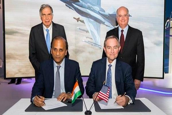 f 16 fighter aircraft will be built in india
