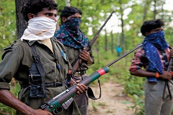naxalite arrested in chhattisgarh