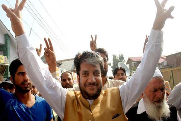 separate leader shabbir shah arrested for money laundering case