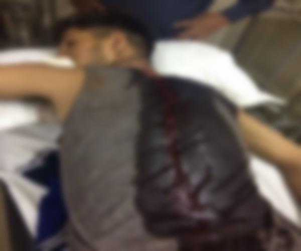 12th class student shot dead by knife