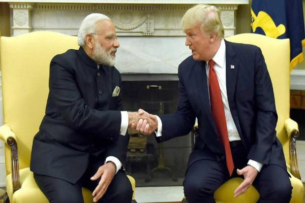 trump  s pm modi offers another gift