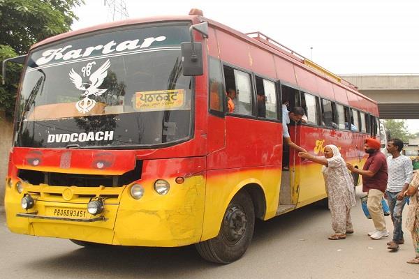 buses break despite the invoices