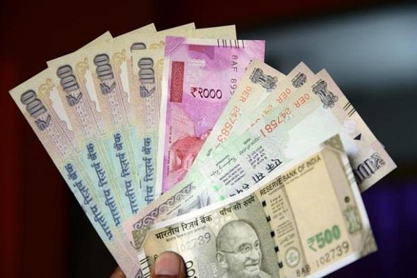 rupee up 3 paise to 64 32 against dollar